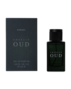 Korres Emerald OUD eau de parfum Him 50 ml
