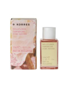 Korres Bellflower Tangerine Pink pepper Άρωμα Γυναικείο 50 ml