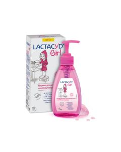 Lactacyd Girl Ultra Mild Intimate Cleansing Gel 200 ml