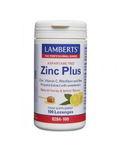 Lamberts Zinc Plus 100 Lozenges