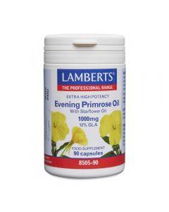 Lamberts Evening Primrose Oil & Starflower Oil 1000 mg 90 caps