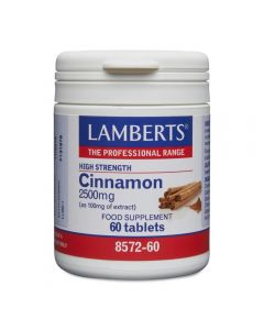 Lamberts Cinnamon 2500 mg 60 tabs