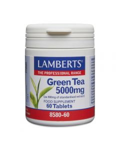 Lamberts Green Tea 5000 mg 60 tabs