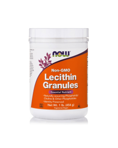 Now Lecithin Granules Non GMO 454 gr