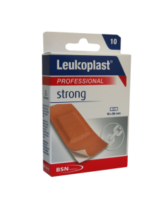 BSN medical Leukoplast professional strong 10 plasters 19 x 56 mm