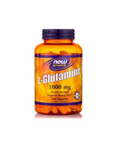 Now Sports L-Glutamine 1000 mg 120 caps