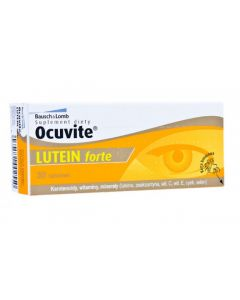 Ocuvite Lutein Forte 30 tabs