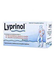 Vivapharm Lyprinol 60caps