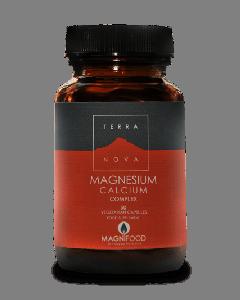Terra Nova Magnesium Calcium Complex 50 veg caps