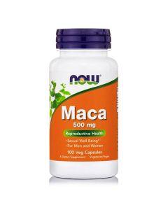 Now Maca 500 mg 100 caps
