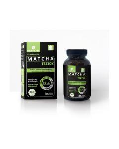 Holistic Med Organic Matcha Teatox 30 gr