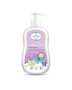 Pharmasept Baby Care Mild Dishwash Detergent 400 ml