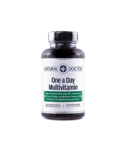 Natural Doctor One a Day Multivitamin 60 vcaps