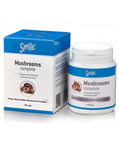 Smile Mushrooms Complete 120 caps