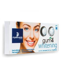 My elements Gum 4 Whitening 10 pcs