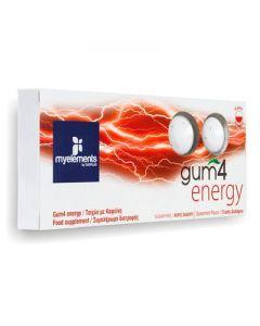 My elements Gum 4 Energy 10 pcs