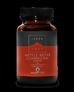 Terra Nova Lycopene Nettle Zinc Root Prostate Support 50 veg tabs