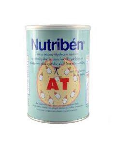 Nutriben AT Γάλα χωρίς λακτόζη 400γρ
