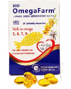 Medichrom Bio OmegaFarm Omega 3,6,7,9  30 caps
