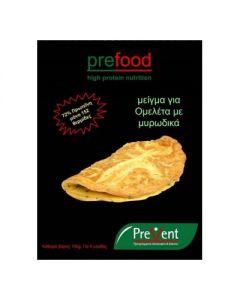 Prevent Prefood High Protein Ομελέτα με μυρωδικά 4 x 25 gr