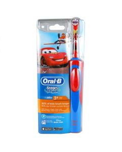 Oral-B Stages Electric Toothbrush McQueen for Boys Age 3+