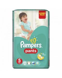 Pampers Pants Junior Jumbo Pack No5 (12-18 kg) 48 nappies