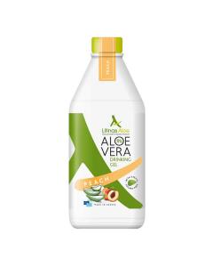 Litinas Aloe Vera Drinking Gel Peach 1000 ml