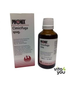 Phonix Cimicifuga spag 50 ml