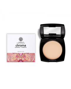 Garden of Panthenols Chroma Compact Powder PS-20 Shimmery Peach 12 gr
