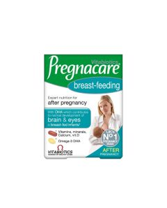 Vitabiotics Pregnacare Breastfeeding 56 tabs/28 caps