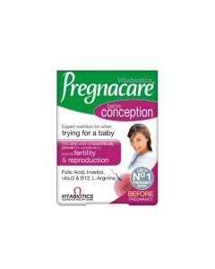 Vitabiotics Pregnacare Conception 30 tabs