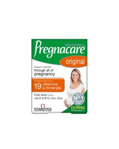 Vitabiotics Pregnacare Original 30 tabs