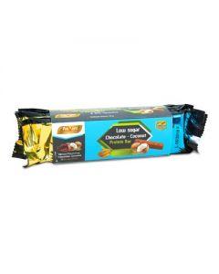 Z-Konzept Low Sugar 50% Protein Bar Chocolate Coconut 3 x 50 gr
