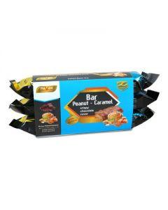 Z-Konzept Crunch 33% Protein Bar Peanut Caramel 3 x 50 gr
