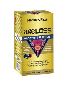 Nature's Plus AgeLoss Prostate Support 90 caps