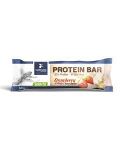 My Elements Sports Protein Bar Strawberry & White Choco flavor 60 gr