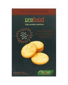 Prevent Prefood High Protein Αλμυρά μπισκότα ντομάτα ρίγανη 50 gr