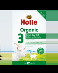 Holle 3 Κατσικίσιο γάλα 400 gr