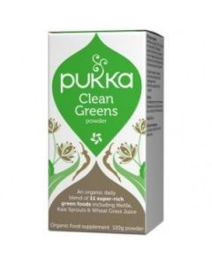 Pukka Καθαρισμός με Πράσινα 112 gr