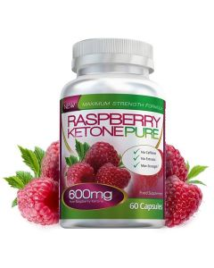 Evolution Slimming Raspberry Ketone Pure 600 mg 60 caps