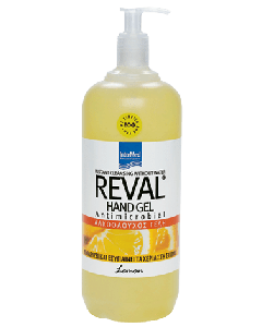 Intermed Reval hand gel lemon 1 lt