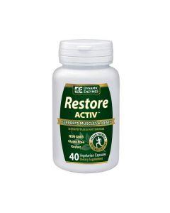 Dynamic Enzymes Restore Activ 40 caps
