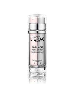 Lierac Rosilogie Double Concentre Neutralisant Rougers Installees 15 ml & 15 ml