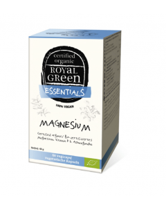Royal Green Magnesium Organic 60 caps