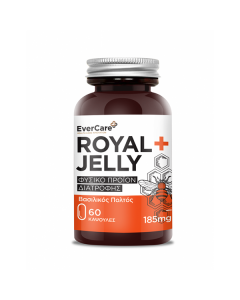 Evercare Royal Jelly 185 mg 60 caps