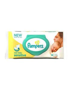 Pampers Wipes New Baby Sensitive 50 wipes