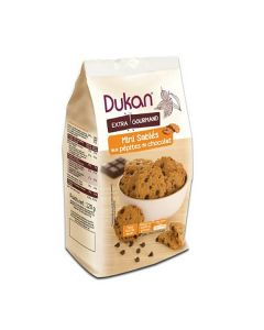 Dukan Mini Shortbreads Chocolate Chips 120 gr