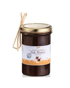 Smile Oak Organic Honey 410 gr