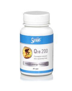 Smile Q10 200 mg 60 caps