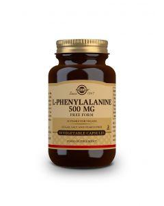Solgar L-Phenylalanine 500 mg 50 veg.caps